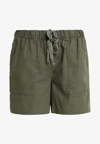Banana Republic - PULL ON UTILITY - Shorts - khaki