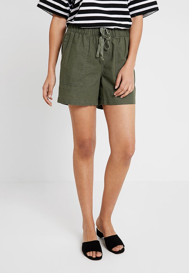 PULL ON UTILITY - Shorts - khaki