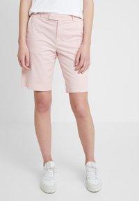 Banana Republic - BERMUDA - Shorts - pale pink - 0