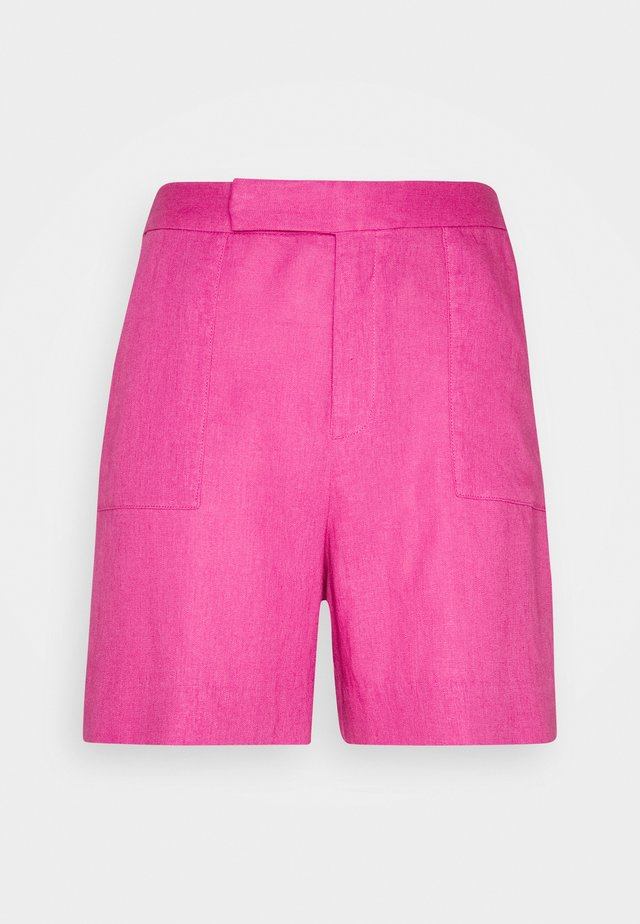 CLEAN FRONT  - Szorty - hot bright pink