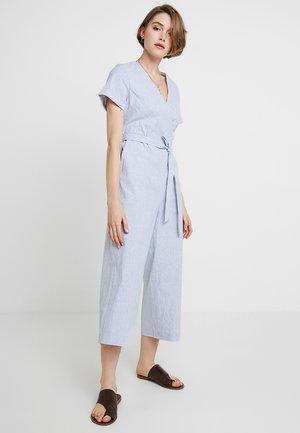 WRAP - Jumpsuit - light blue