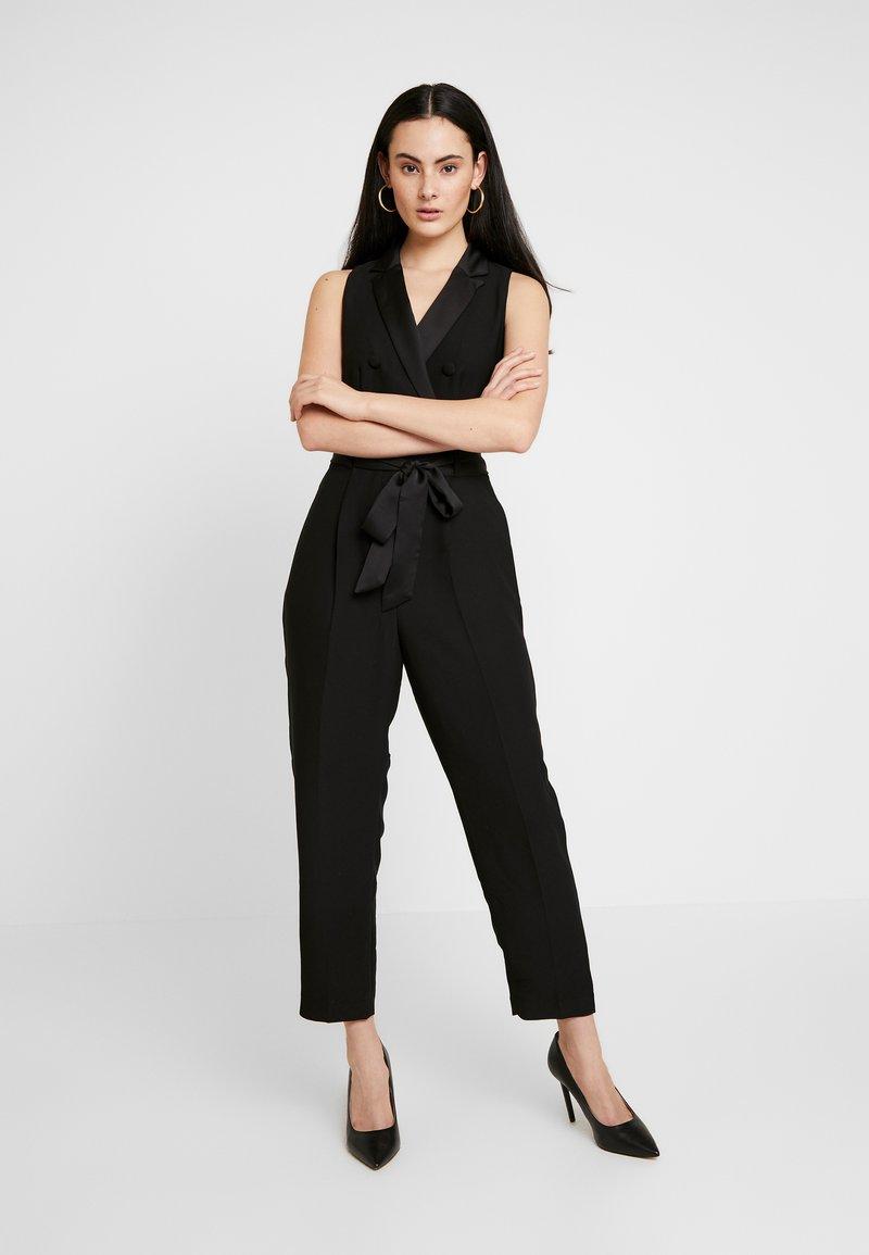 Banana Republic - TUXEDO - Tuta jumpsuit - black