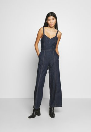 SWEETHEART WIDE LEG - Jumpsuit - indigo