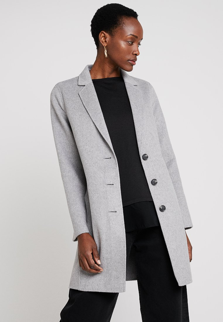 Banana Republic - COAT - Manteau court - grey