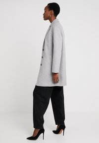 Banana Republic - COAT - Manteau court - grey - 3