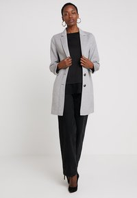 Banana Republic - COAT - Manteau court - grey - 2