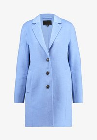 Banana Republic - COAT - Cappotto corto - arctic blue - 5