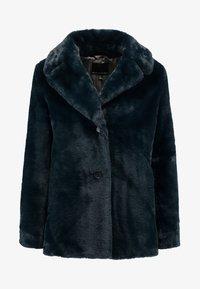 Banana Republic - OVERSIZED COLLAR COAT - Winter jacket - navy - 4