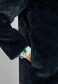 Banana Republic - OVERSIZED COLLAR COAT - Winter jacket - navy - 5