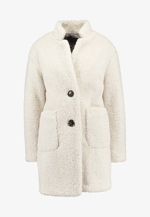 TEDDY CAR COAT - Wollmantel/klassischer Mantel - new off white