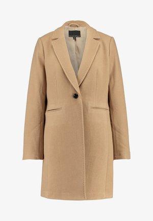 MELTON COAT - Classic coat - camel