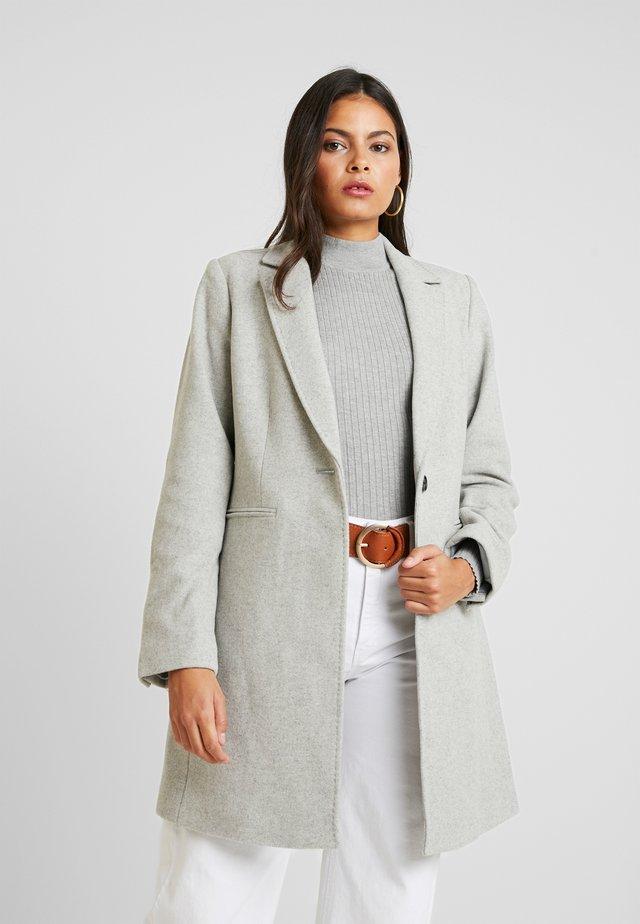 MELTON COAT - Cappotto classico - light grey