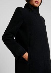 Banana Republic - MELTON COAT - Cappotto classico - black - 5