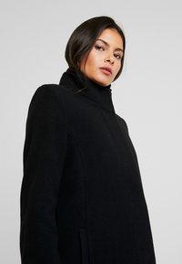 Banana Republic - MELTON COAT - Cappotto classico - black - 3