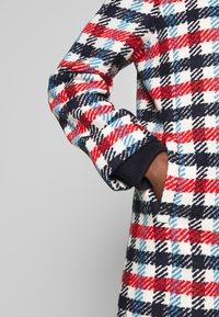 Banana Republic - TRIM PLAID COAT - Classic coat - snow day - 5