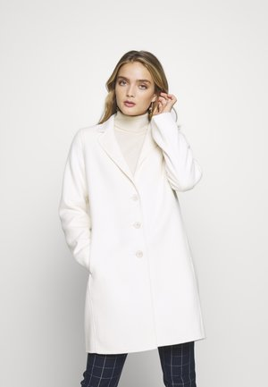 DOUBLE FACE COAT - Abrigo corto - cream
