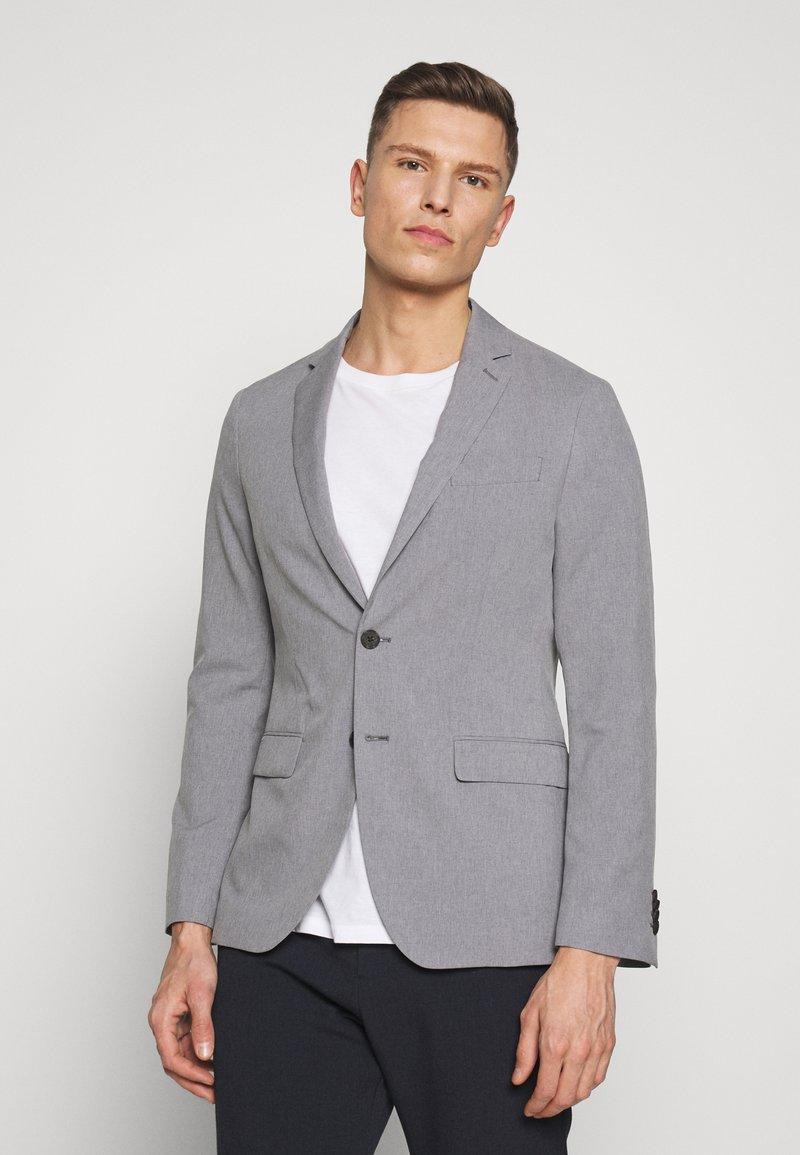 Banana Republic - J LIGHTWEIGHT WASHABLE  - Sako - light grey/ silver