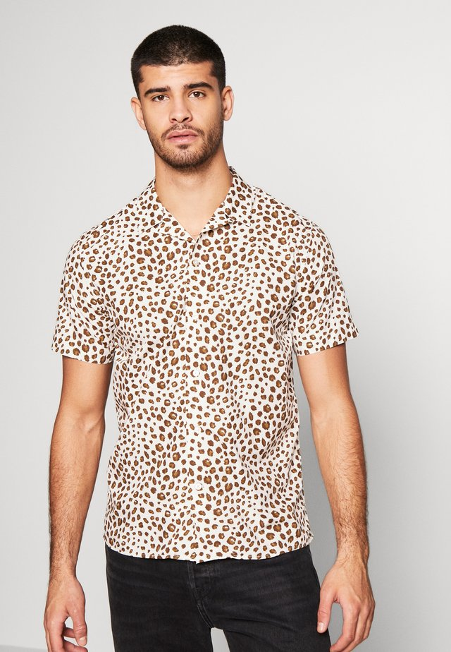 CHEETAH PRINT - Skjorter - light brown