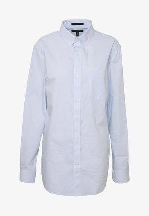 BUTTON DOWN COLLAR - Camisa - marfa blue