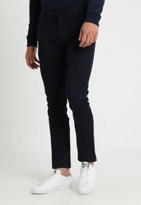 Banana Republic - FULTON  - Trousers - preppy navy - 0