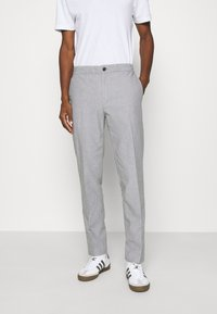 Banana Republic - WAIST PANT - Trousers - grey - 0