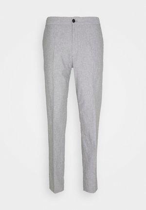 WAIST PANT - Trousers - grey