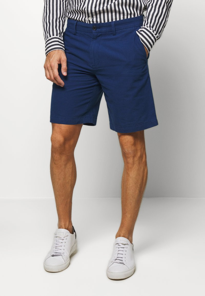 Banana Republic - AIDEN SOLID - Shorts - navy