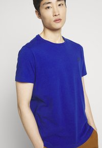Banana Republic - LOGO TEE  - Basic T-shirt - mountain blue - 3