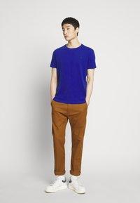 Banana Republic - LOGO TEE  - Basic T-shirt - mountain blue - 1