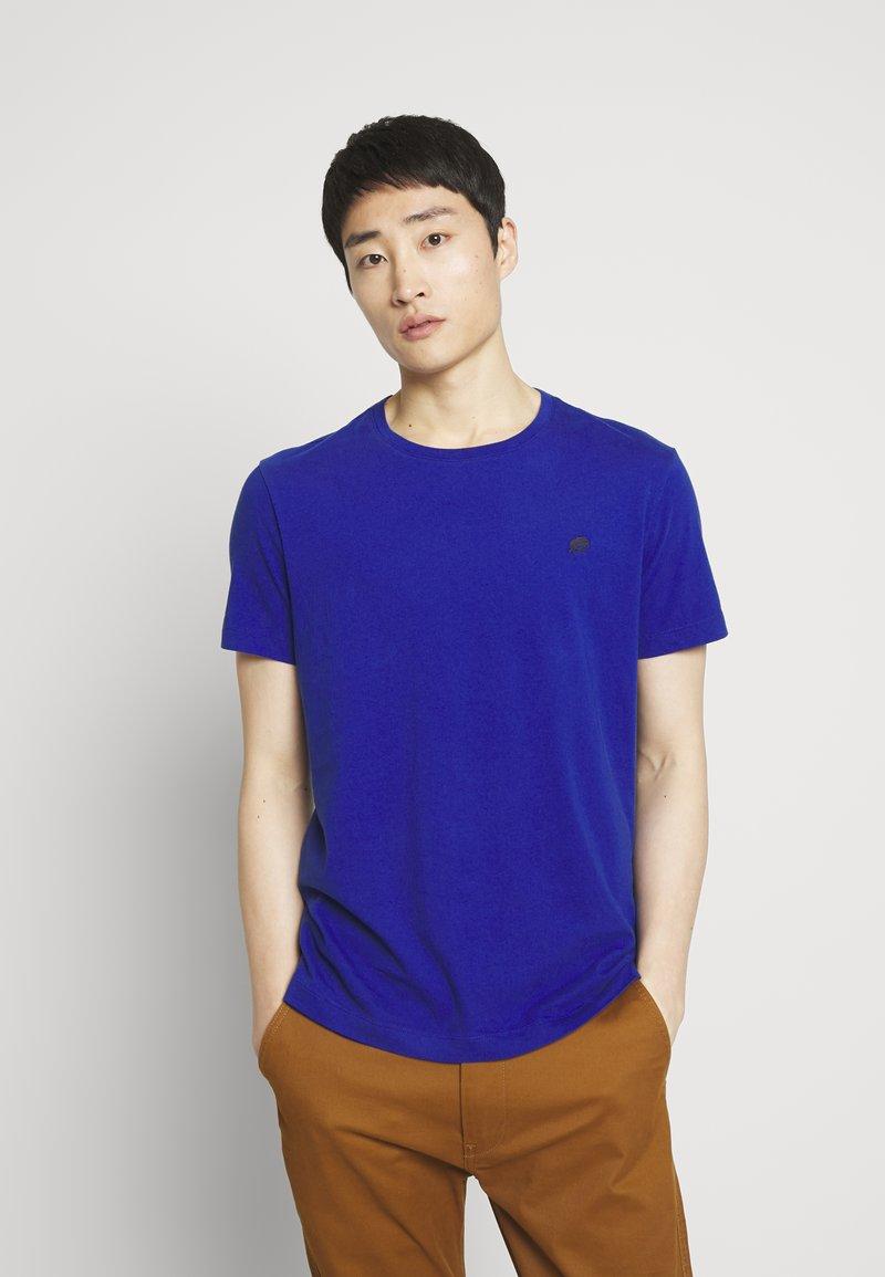 Banana Republic - LOGO TEE  - Basic T-shirt - mountain blue