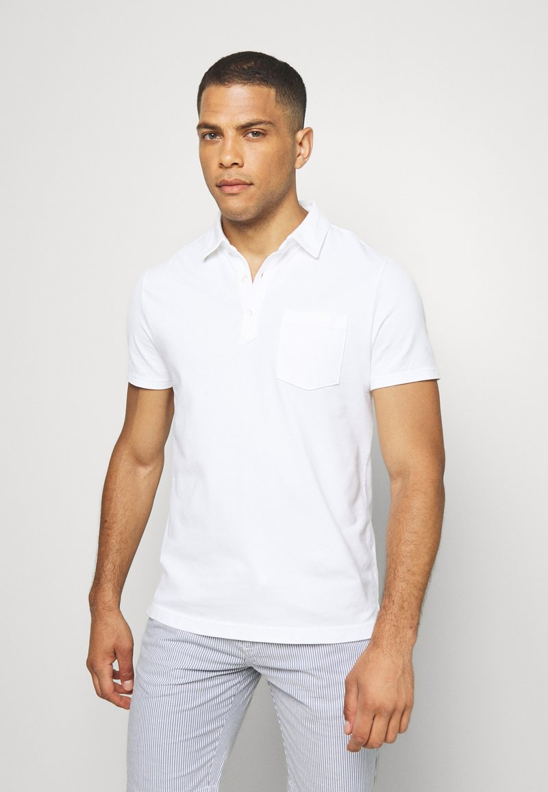 Banana Republic - PERFORMANCE - Polo shirt - white