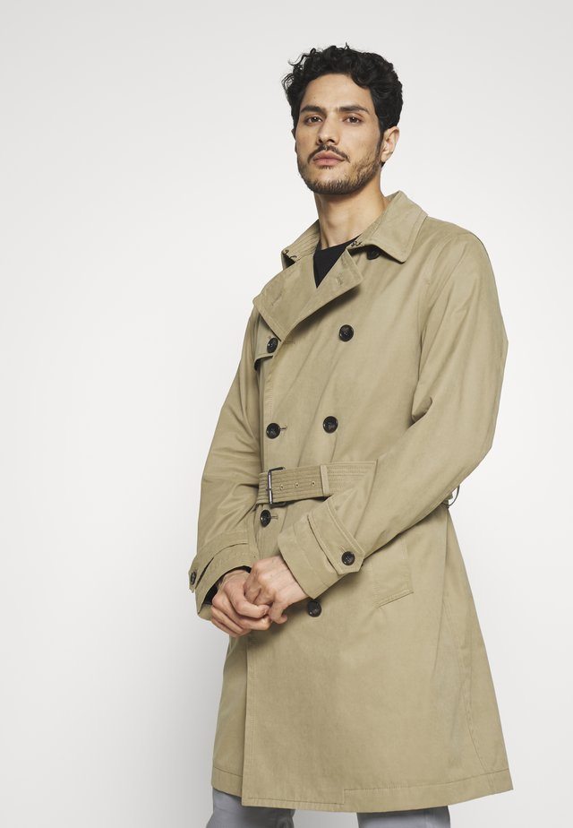 YAGI - Trenchcoat - beige