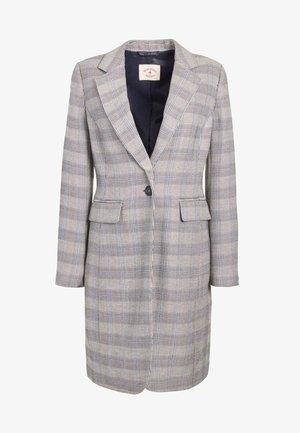 Short coat - open blue