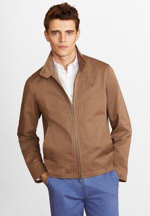 Light jacket - medium brown