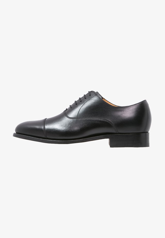 DUXFORD - Veterschoenen - black