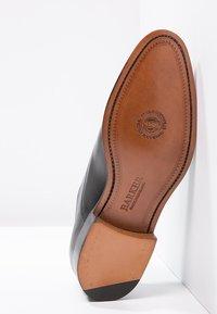 Barker - DUXFORD - Smart lace-ups - black - 4