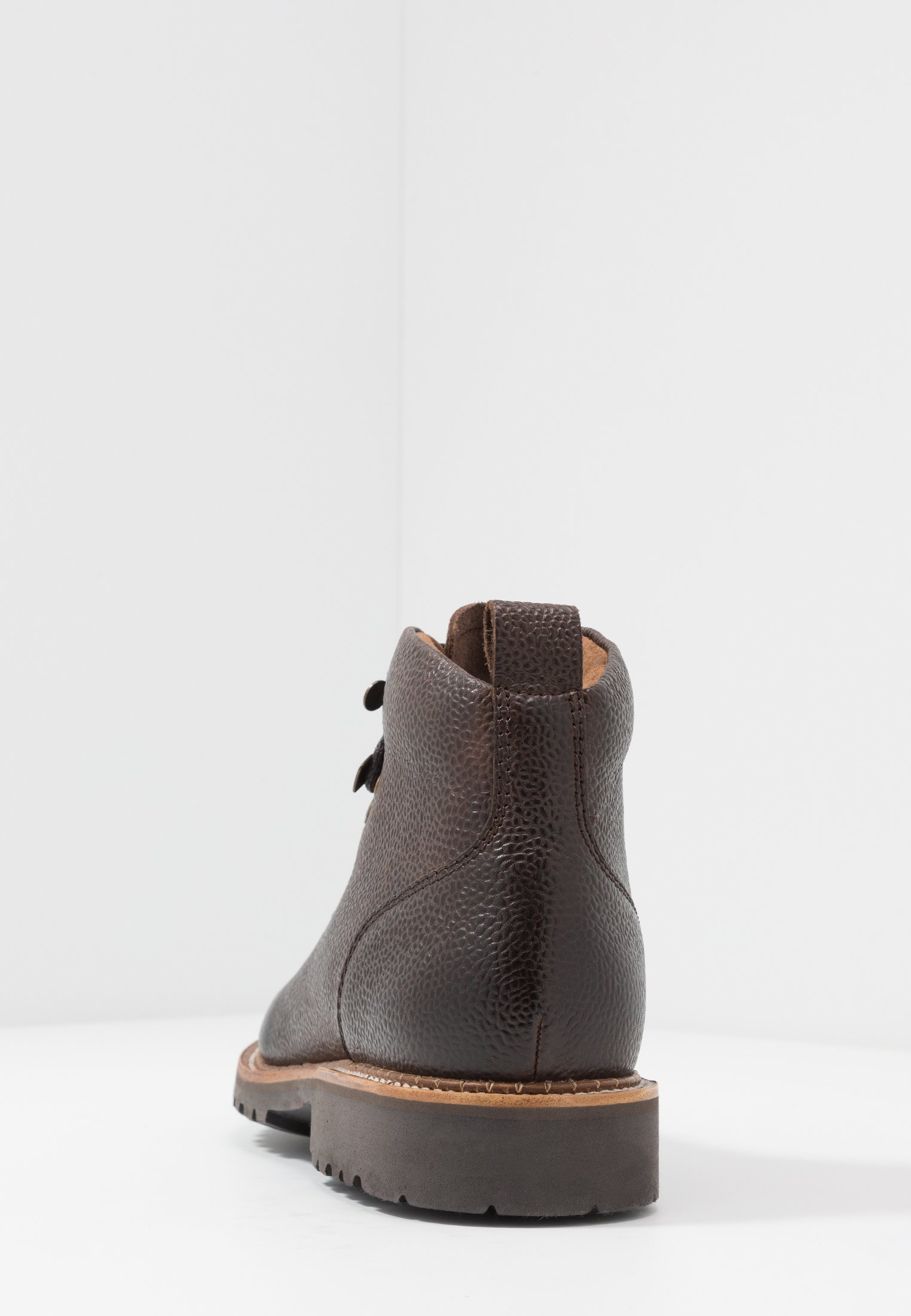 Barker Glencoe - Bottines À Lacets Dark Brown