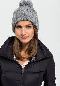 Bickley+Mitchell - Beanie - grey - 0