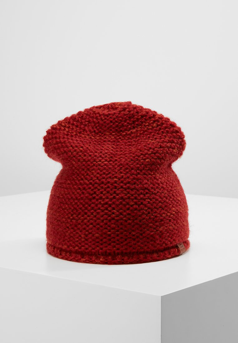 Bickley+Mitchell - BEANIE - Bonnet - dark red twist