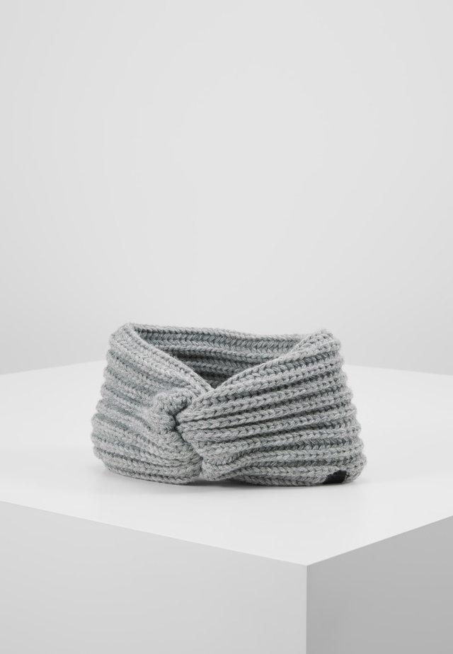 Ear warmers - grey melee