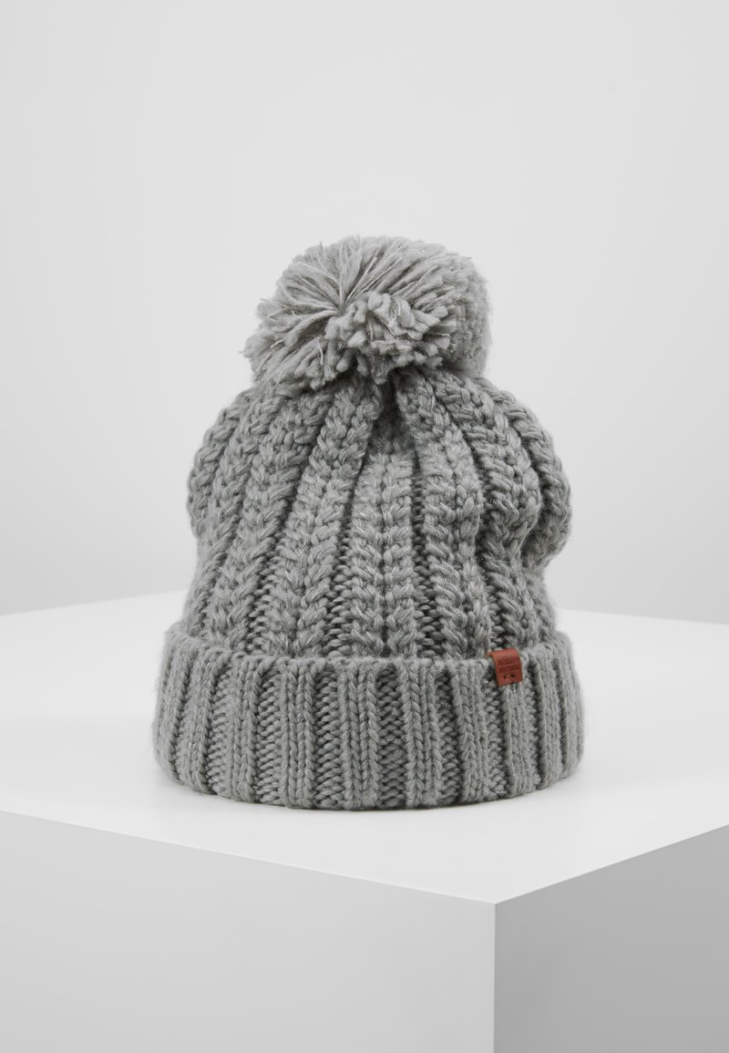 Bickley+Mitchell - BEANIE - Bonnet - grey