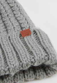 Bickley+Mitchell - BEANIE - Bonnet - grey - 4