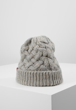 BEANIE - Lue - light grey/sand