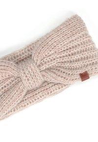 Bickley+Mitchell - Ear warmers - mottled light pink - 3