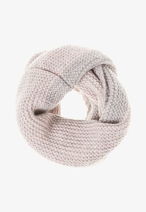 Snood - light pink twist