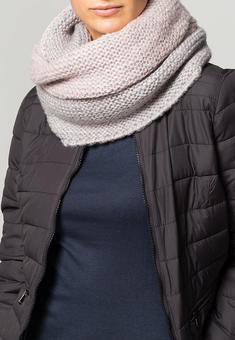 Bickley+Mitchell - Snood - light pink twist