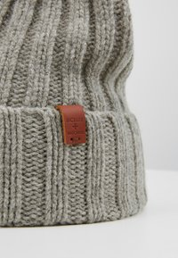 Bickley+Mitchell - BEANIE - Beanie - light grey - 4