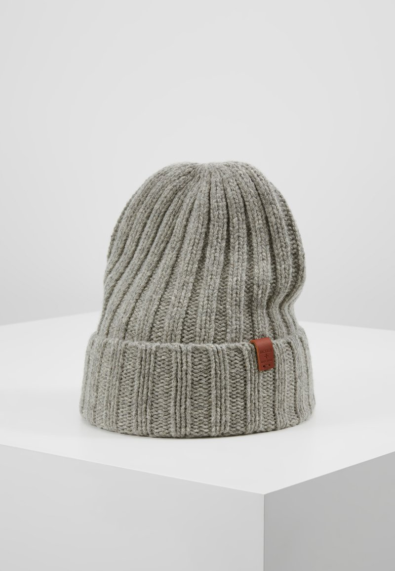 Bickley+Mitchell - BEANIE - Beanie - light grey