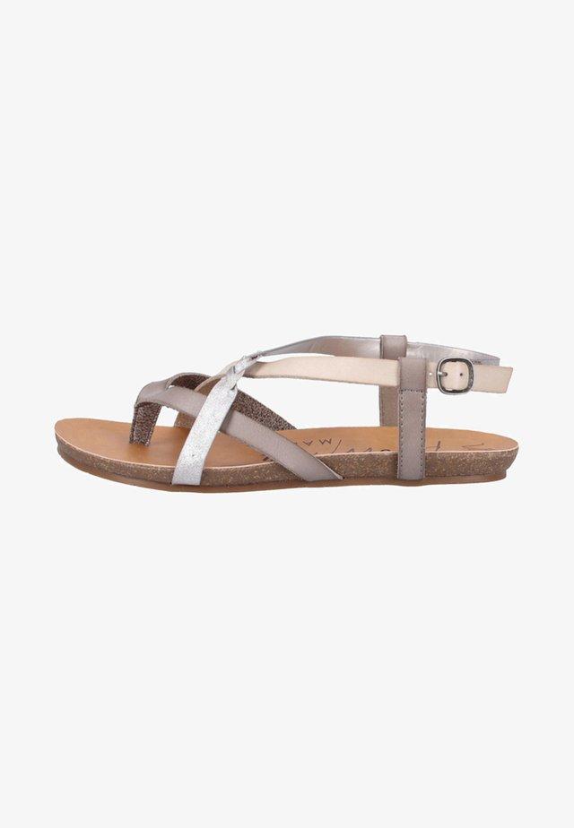 Sandals - gray