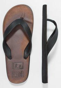 Blend - Sandály s odděleným palcem - cognac - 1